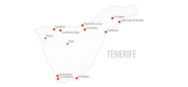 Tenerife Sunshine Excursions -